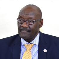 Hon. Dr. David Pagwesese Parirenyatwa