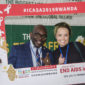 Luc Bodea, SAA Coordinator/ICASA Director and Karin Siebelt, Project Manager of 13th INTEREST Conference 2019