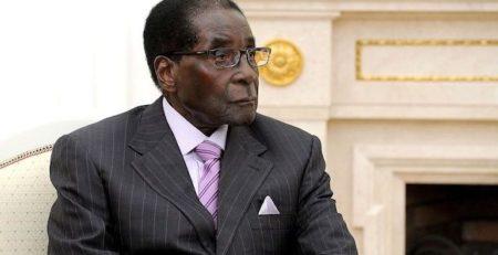 Late President Robert Mogabe