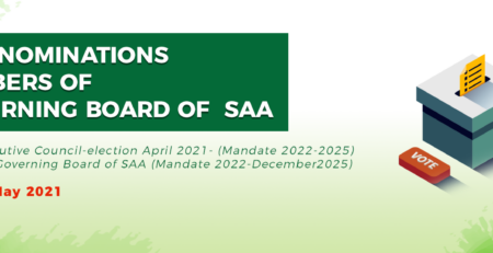 Call for Nominations for Members of the Governing Board of SAA