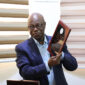Prof. John Idoko, SAA/ICASA 2021 President honours staff