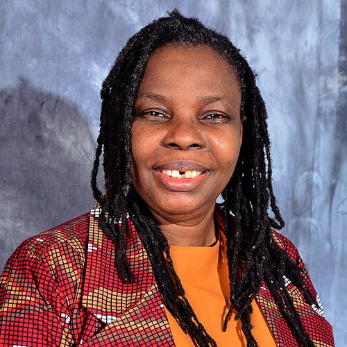 Prof. Morenike Oluwatoyin Ukpong